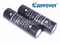 Keeppower IMR20700 3000 mAh Li-ion 35A Rechargeable Flat Top Battery x2