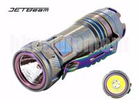 JETBeam JET-II Pro Ti Cree XP-L HI Anniversary Limited Edition Titanium LED Flashlight