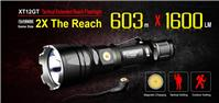 Klarus XT12GT Cree XHP35 HI D4 LED USB Rechargeable Flashlight+18650 Battery