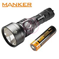 MANKER U22 Cree XHP35 HI LED 1500lm Rechargeable Type-C USB Flashlight U21