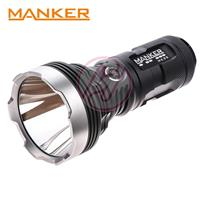MANKER MC12 THROWER 650m 670lm OSRAM LED+USB Rechargeable 18650 Torch