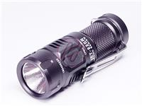 JETBeam E20R SST-40 USB Rechargeable 16340 LED Flashlight