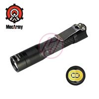MecArmy PS14 Dual Color Temp Cree XP-L HD 1200lm LED Flashlight
