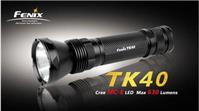 FENIX TK40 CREE MC-E LED 630LM 8X AA FLASHLIGHT