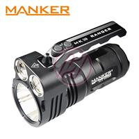 Manker MK39 Cree XHP35 HI+8 LED Flashlight