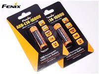 Fenix ARB-L14U 1600mAh Micro USB Li-ion Rechargeable AA Battery x2