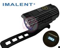 IMALENT BG10 Cree XHP50 2300lm OLED USB Rechargeable Bike LED Headlight