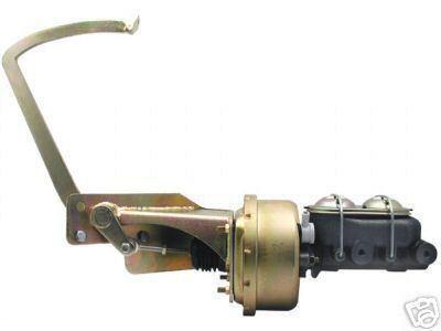 1935 1936 chevy car power brake booster master cylinder kit assembly huge sale ebay. Black Bedroom Furniture Sets. Home Design Ideas