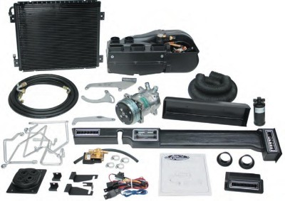 1953 55 Ford F100 Pickup Gen Ii Complete Air Conditioning Heat Kit Vintage Air Ebay