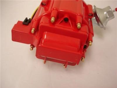 1962-74 Corvette V8 HP Super Coil Mechanical Tach Drive HEI Distributor 50k Volt