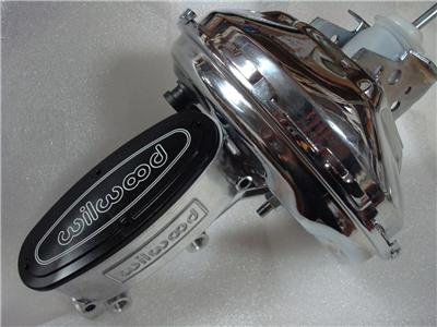 Wilwood Master Cylinder Chrome Power 11 Quot Brake Booster