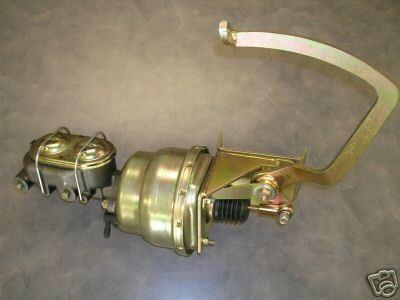 1932 Ford Car Street Rod 7 Quot Dual Power Brake Booster