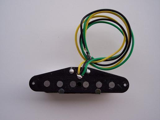 Twisted Tele Neck Pickup Custom