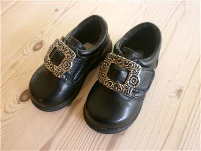 fa981a15b35f7 Details about CUTE EU21 US 5/6 NORWEGIAN BOYS/GIRLS PONNY BUNAD SHOES FROM  NORWAY
