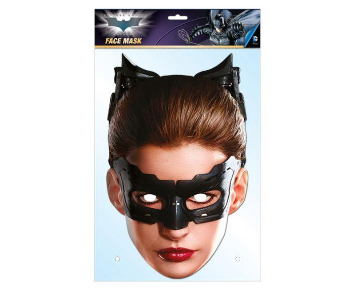 batman catwoman mask arade dc comics b sewicht superheld kost m party maske ebay. Black Bedroom Furniture Sets. Home Design Ideas