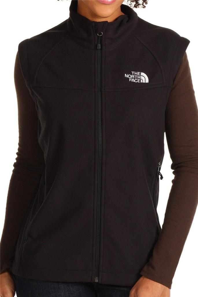 166b0275f Details about NEW THE NORTH FACE WINDWALL 1 Vest TNF Black Women's Small