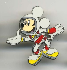 Mouse Astronaut - Pics about space