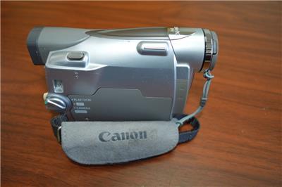 Canon Zr100 Mini Dv Camcorder 13803047738 Ebay