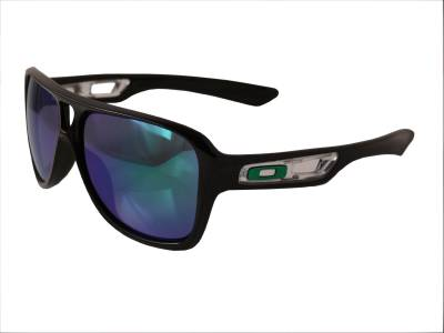 783ad088c7 OAKLEY SUNGLASSES DISPATCH 2 BLACK FRAME JADE IRIDIUM LENSES 009150-05 NEW  LAST FEW