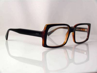 PAUL SMITH GLASSES BLACKMORE FRAMES BLACK BROWN HAND MADE IN ITALY ...
