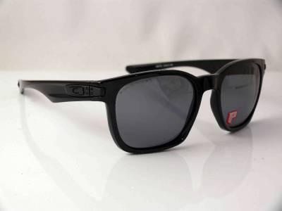 bee494f4c58 ... bronze dark amber mens sports sunglasses d89af 9da05  release date oakley  polarized garage rock polished black frame grey lenses 009175 07 new 4fc6e  ...