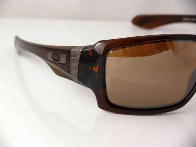 918ad34da7 oakley big taco sunglasses polarized  oakley sunglasses big taco polished  rootbeer frame tungsten iridium lens new