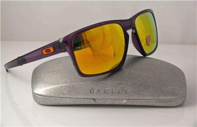 84f5164ae5 BRAND NEW OAKLEY POLARIZED. SLIVER F (foldable). PRODUCT CODE 009246-06. FOLDABLE  MATTE OLIVE INK FRAME
