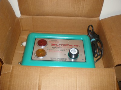 Blitzer Electric Fence Charger Model 8574 8 Northern