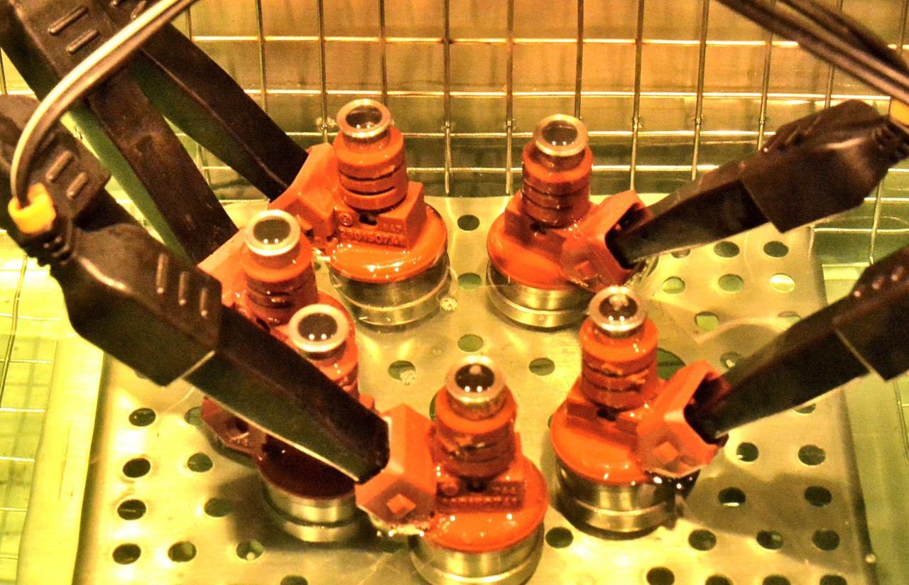 Marelli Weber IWP127 Fuel injector 2N1U9F593JA Ford 2N1U-9F593-JA