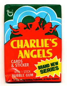 Charlie/'s Angels Series 2 Trading Card Pack