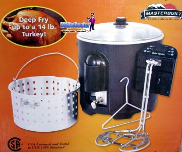 Amazon.com: Cajun Injector Electric Turkey Fryer: …