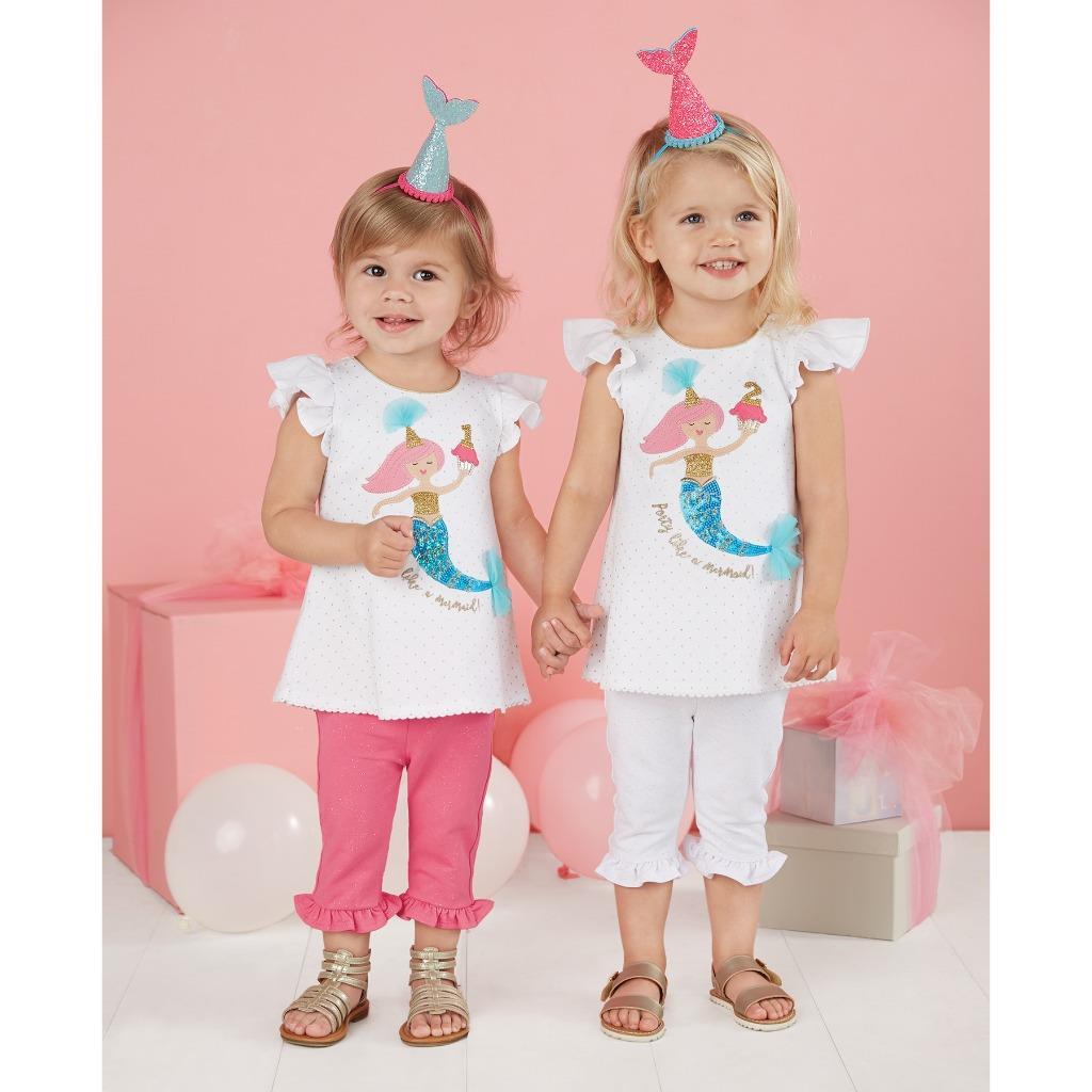Mud Pie H8 Baby Girl Christmas Tassel /& Sequin Tunic 15100037 Choose