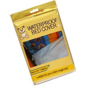 Waterproof Mattress Matress Protector Fitted Wet Sheet Nursery Bedding Cover 01