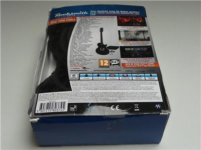 rocksmith 2014 edition with real tone cable ps4 playstation 4 ebay. Black Bedroom Furniture Sets. Home Design Ideas