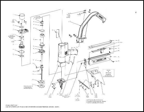 Bostitch Manual Floor Nailer Parts Floor Matttroy