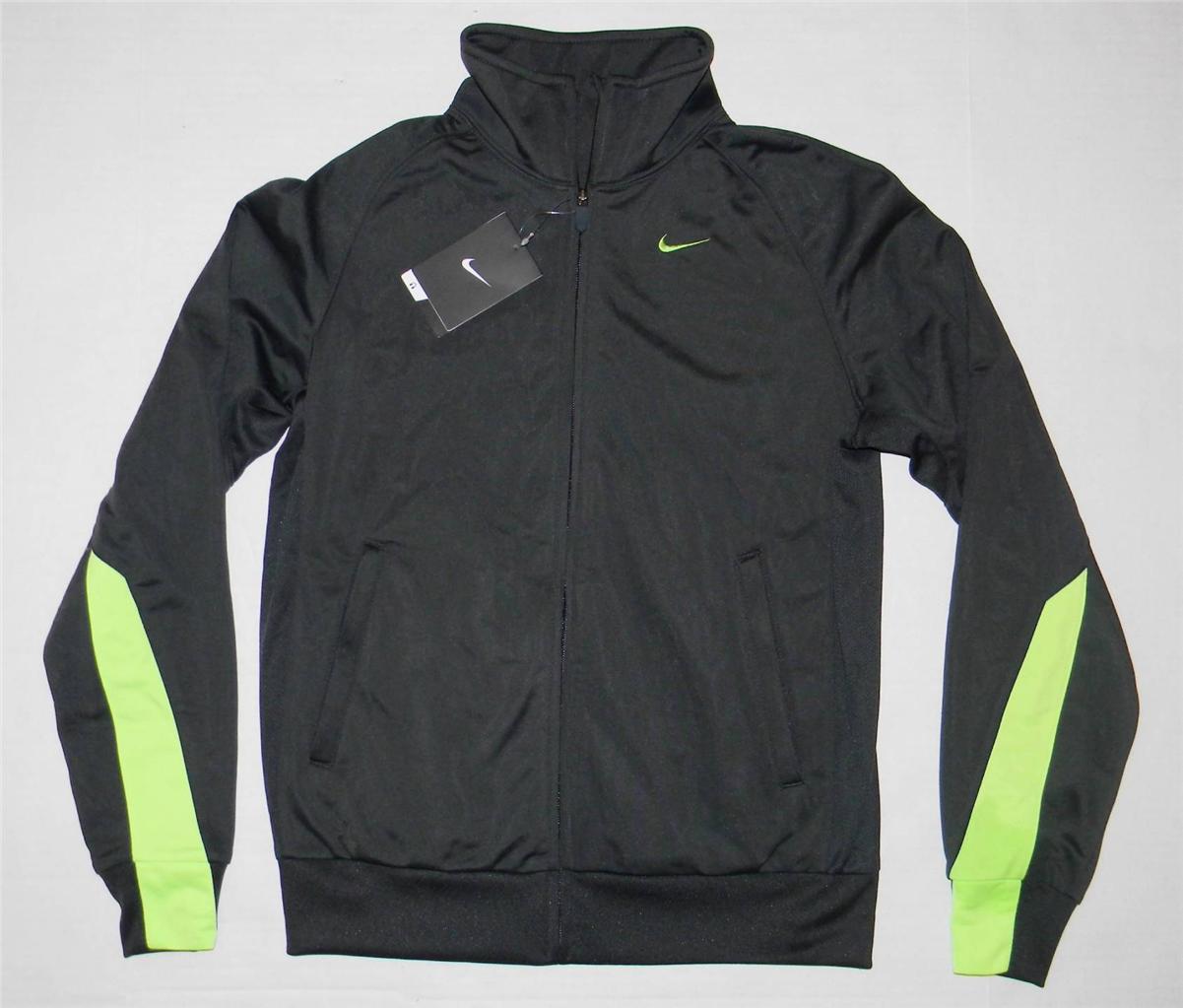 Nike womens track jacket