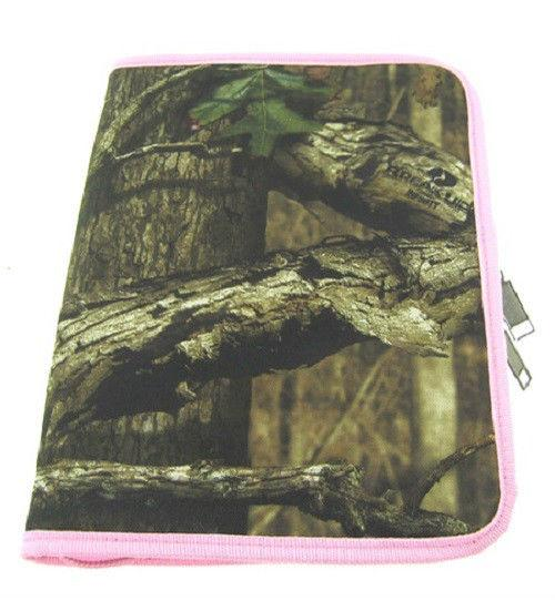 Mossy Oak Ipad Or Gun Pistol Rug Padded Zipper Case Choice