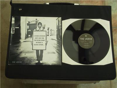 The Verve This Is Music 1995 Uk Press 3 Track 12 Quot Vinyl