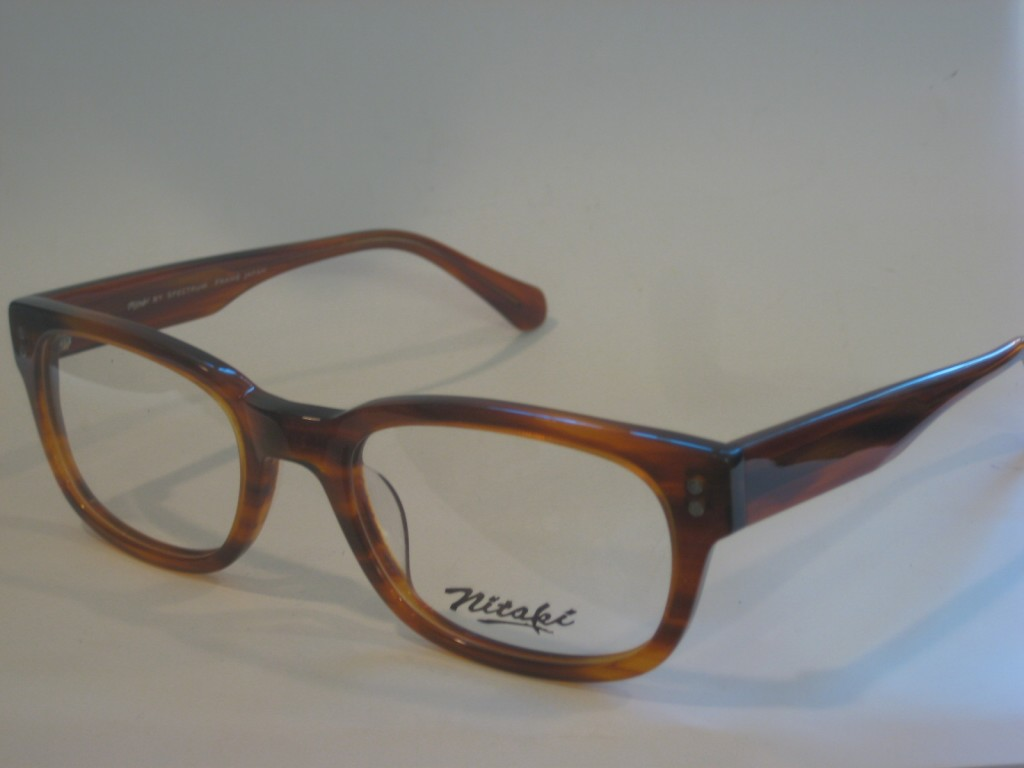 Nitaki By Spectrum 778 Glasses Eyeglasses Frames Japan Ebay