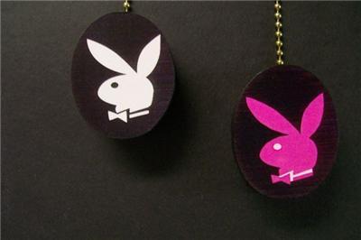 2 Playboy Bunny Ceiling Fan Pull Pulls Ebay