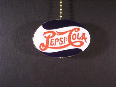 1 Pepsi Soda Pop Ceiling Fan Pull Pulls Ebay