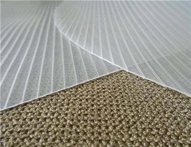 Lazy Susan Kitchen Cabinet White Plastic Grip Shelf Liner