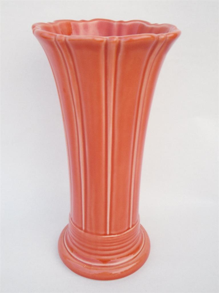 Fiesta Fiestaware 9 9 58 Medium Flared Vase Homer Laughlin Hlc