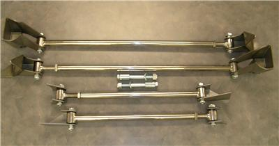 Sell 1 DAY SALE 1932 FORD HEAVY DUTY STAINLESS TRIANGULATED