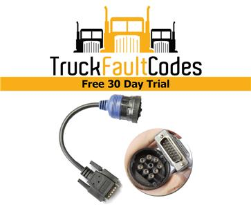 Details about 448015 CAT Adapter Cable for Nexiq USB Link 125032  Caterpillar Machine Equipment
