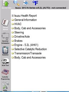 isuzu diagnostic software