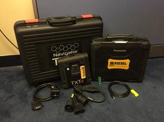 Texa Diesel Diagnostic Scan Tool – Icalliance