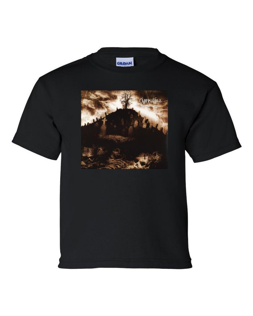 CYPRESS-HILL-Mens-T-Shirt-BLACK-SUNDAY-hip-hop-t-shirt-rap-Sz-S-M-L-XL