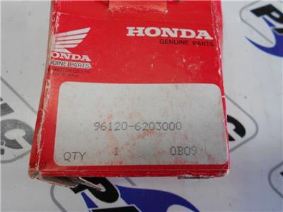 HONDA BALL BEARING OEM PT# 96120-6303000