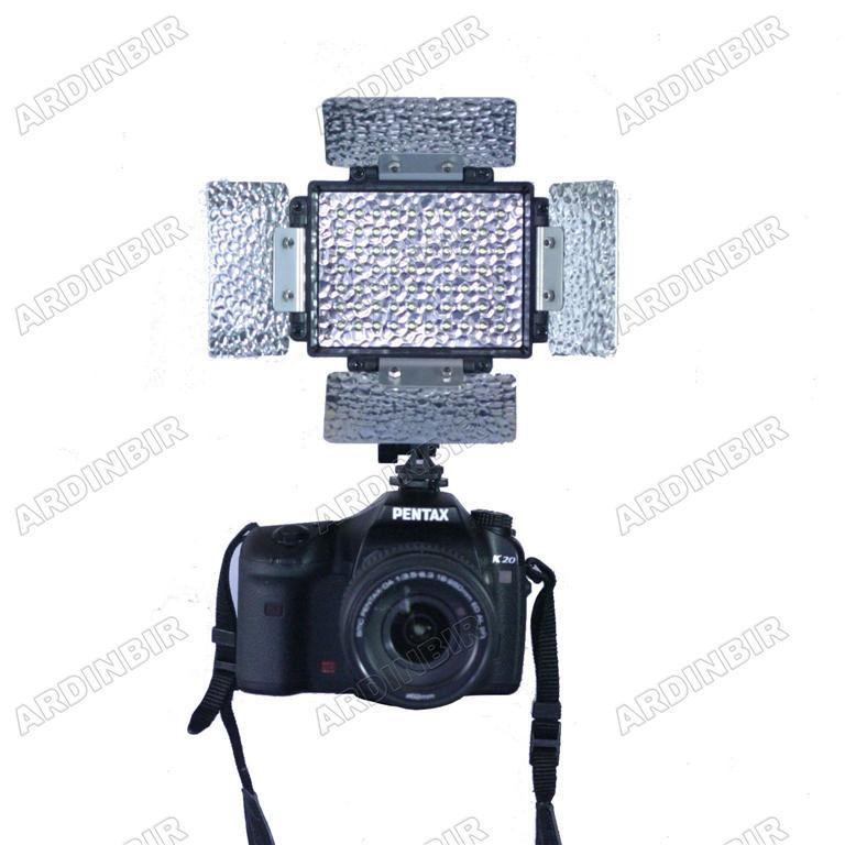 Led Light For Slr Dslr Camera Lighting Video Reflector Ebay